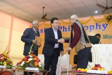 Asian Philosophy Conference - Inauguration Function (03/JAN/2018)