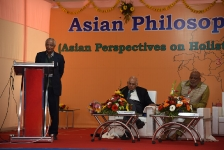 Plenary Session - 1 (Philosophy In Theory and Practice 03-JAN-18)